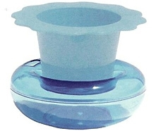 Baby Blue BIG Dandy Pot